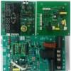 2.5KW电磁取暖器主板带遥控控制板壁挂炉取暖器主板