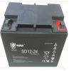 申盾蓄电池 SD12V-24AH