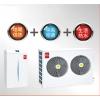 北极星 空气源热泵三联供 地暖中央空调 地板采暖系统
