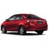 求购丰田 威驰 2014款 1.5L 自动智享版 橙色