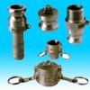 求购 各种化工设备配件的专用快速接头,旋转接头,金属软管