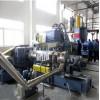 昆山科信橡塑机械 PVC电缆料造粒机,塑料造粒机