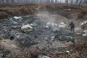触目惊心 多地频发非法转移、倾倒固体废物及危险废物