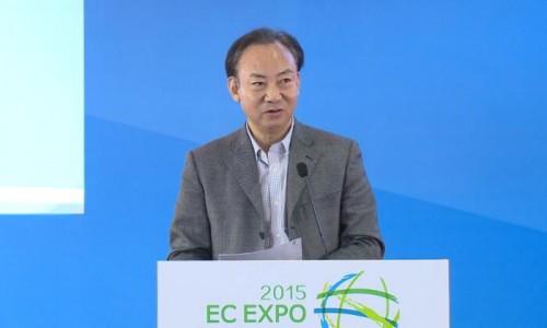 张世良在2015节博会主论坛—节能与生态建设高峰论坛上发言