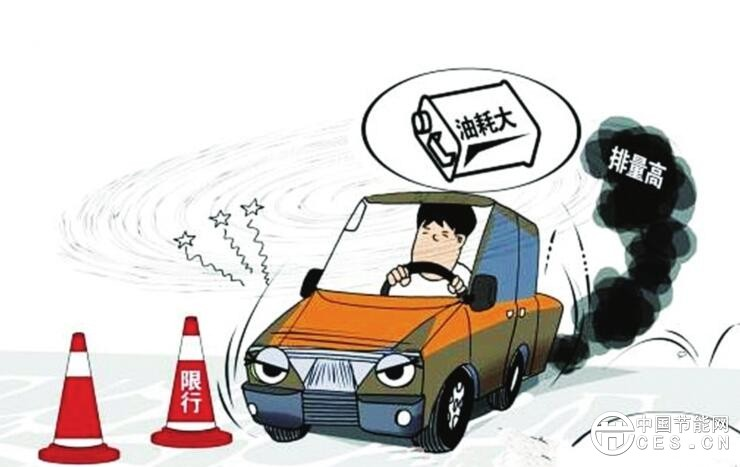 环保部门要加大对机动车尾气排放检测机构的监管力度,从严从快查处
