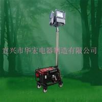 全方位遥控泛光工作灯 ZL8300轻型移动升降照明车