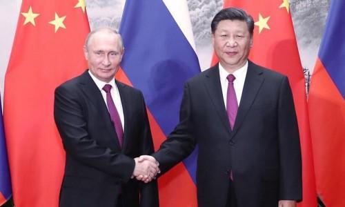 重磅|中俄两国发布联合声明 能源成重点