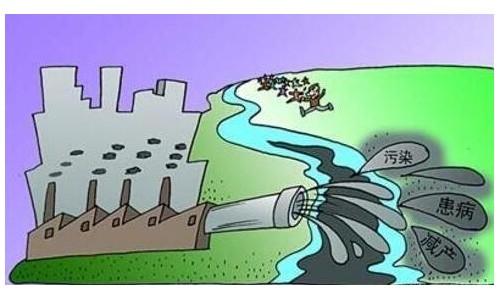 废品回收作坊设暗管偷排有毒污水