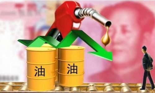 油价突然急跌,中国拟人民币购买石油,石油美元协议将提前终止?