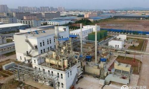 四川能投承建园区分布式能源项目投运 年节能率20%