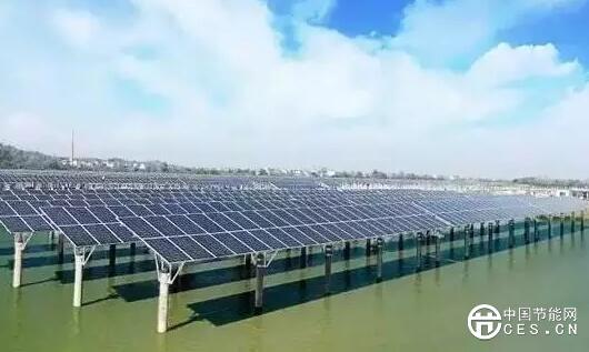 青海1gw光伏电站宣布并网,融入水,风,光多能互补电站!