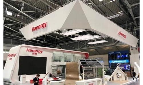 汉能亮相2018欧洲国际太阳能展,移动能源战略受国际关注
