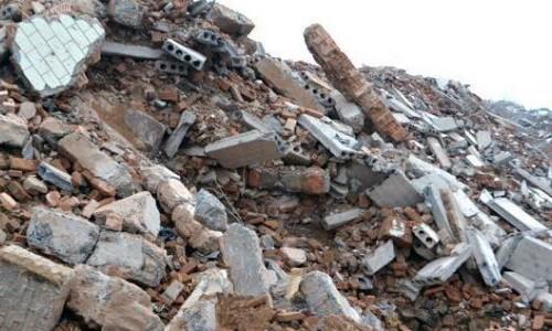打破建筑垃圾桎梏 打开城市发展新篇章