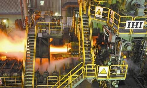 """智能技术进入钢铁行业 为中国制造塑造""""钢筋铁骨"""""""