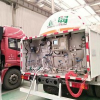 出售液化天然气充装专用加液车 小型LNG加气车价格