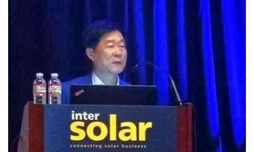 汉能亮相北美国际太阳能技术贸易展览会