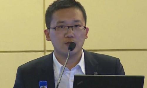 海通证券融资部副总裁方琴在北京市节能环保企业家高峰论坛的发言