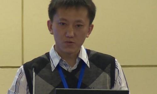 志诚宏业工程师贾赞鹏在北京市节能环保企业家高峰论坛的发言