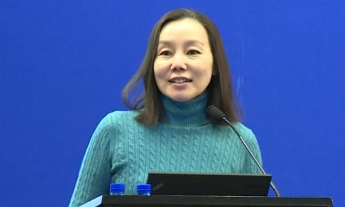 美国自然资源保护协会游梦娜在中美清洁交通政策与技术高峰论坛发言
