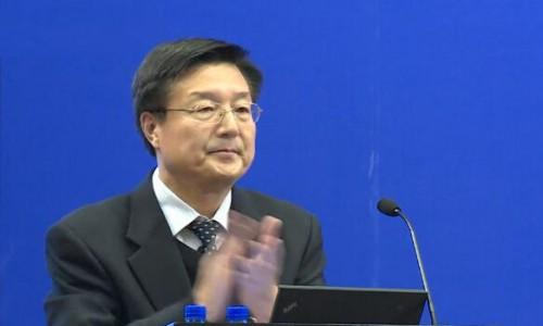 北京节能环保中心陈光明主任在中美清洁交通政策与技术高峰论坛演讲