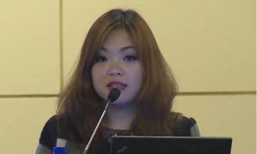 上海宝碳新能源环保董事长朱伟卿在北京市节能环保企业家高峰论坛发言