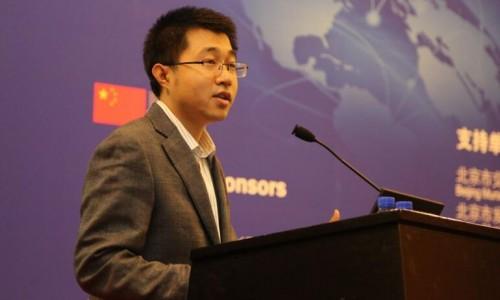 交通运输部科学研究院 张毅副研究员在中美清洁交通政策与技术高峰论坛发言