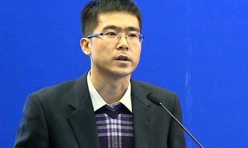 北京节能环保中心规划政策部王继龙在清洁交通政策与技术高峰论坛发言