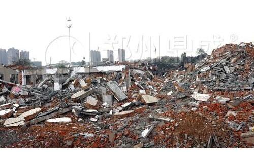 建筑垃圾处理迫在眉睫,各省市已开展工作