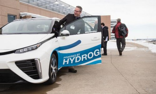 """氢能将在交通领域率先突破,""""先搞电池后搞充电""""的老路不可取!"""