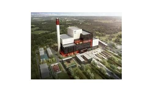 阳泉生活垃圾焚烧发电项目进入试运营调试阶段
