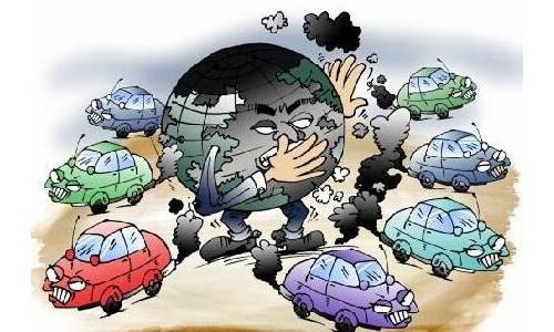 推进绿色运输 减少环境污染