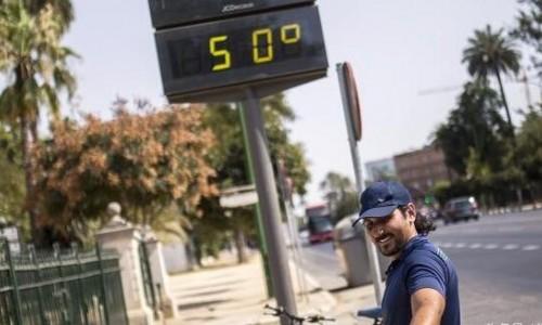 气候学家们警告未来五年将创纪录地炎热和暖冬