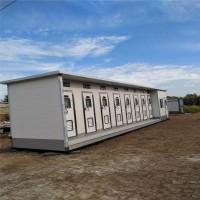 张家口环保厕所|景区生态卫生间——河北移动厕所厂家