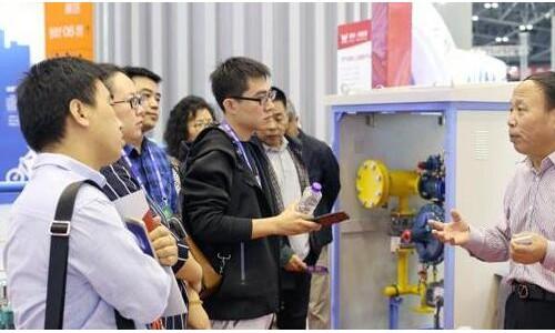 智能燃气项目亮相中国(太原)国际能源产业博览会