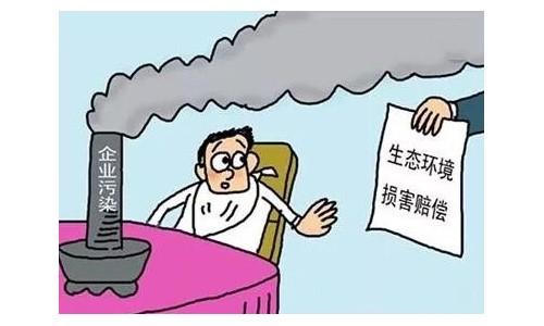 """江苏生态环境损害赔偿出台制度保障 落实""""应赔尽赔"""""""