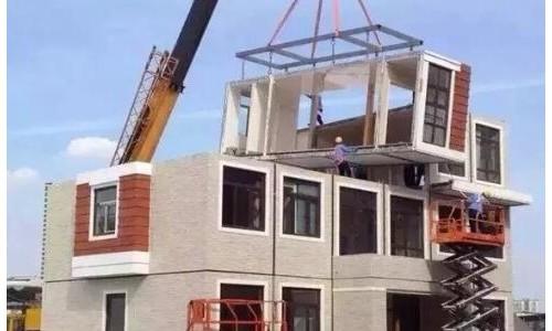 河北省雄安为装配式建筑带来千亿市场