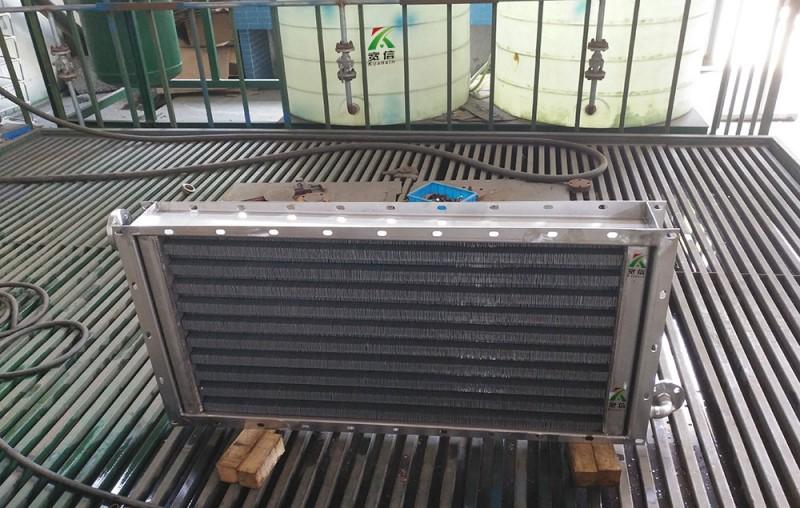 串片式翅片管换热器3