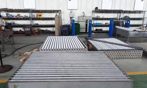 工业蒸汽翅片管散热器厂家—节能环保(合肥宽信)