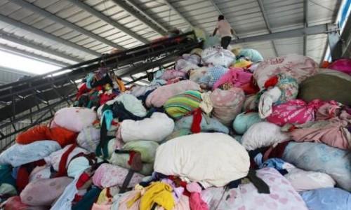 旧衣服都去哪了?废旧纺织品回收将催生千亿级产业