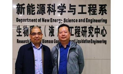 周建斌:世界生物质新能源颠覆者