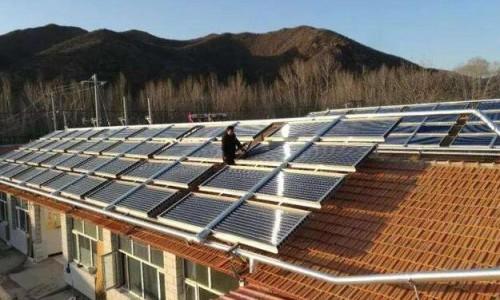 太阳能供热采暖趋势及采暖装置分析