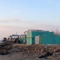 大型油田油泥分离无害化处理装置