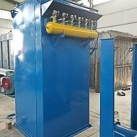 山西清灰效果好的除尘设备实恒单机脉冲除尘器价格合理质量保障
