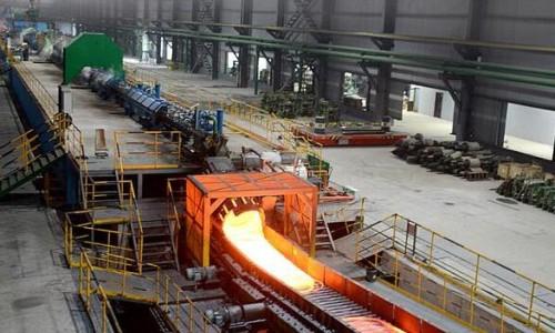 山西宏达集团轧钢节能工艺改造项目投运