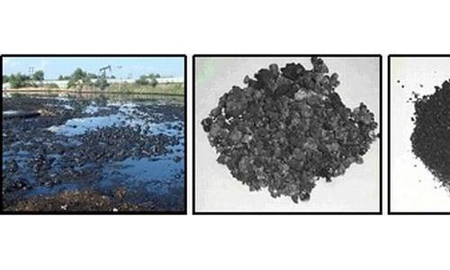 大型油田油泥处理装置千分级工艺