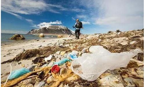 美国塑料回收率降至4.4%,回收是解决塑料污染还是虚假承诺?
