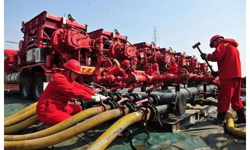 机械设备:页岩气景气度提升 压裂设备需求强劲