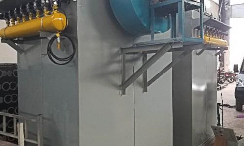 仓顶脉冲布袋除尘器在搅拌站水泥罐上的应用与选型