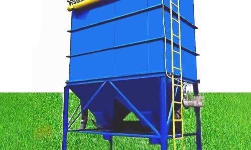 公司新推出的PPC气箱式脉冲布袋除尘器的性能及特点