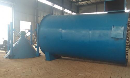 圆筒式布袋除尘器的结构设计特点及应用